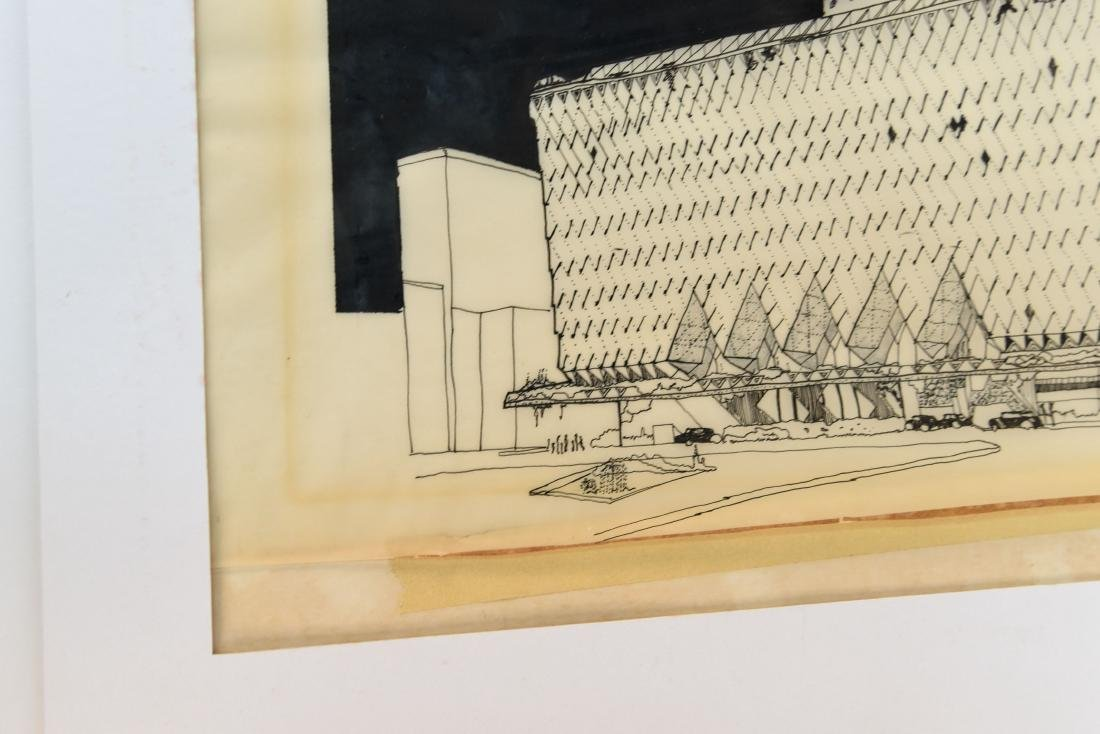 ARCHITECTURAL STUDY OF FRANK LLOYD WRIGHT'S ROGERS - 8