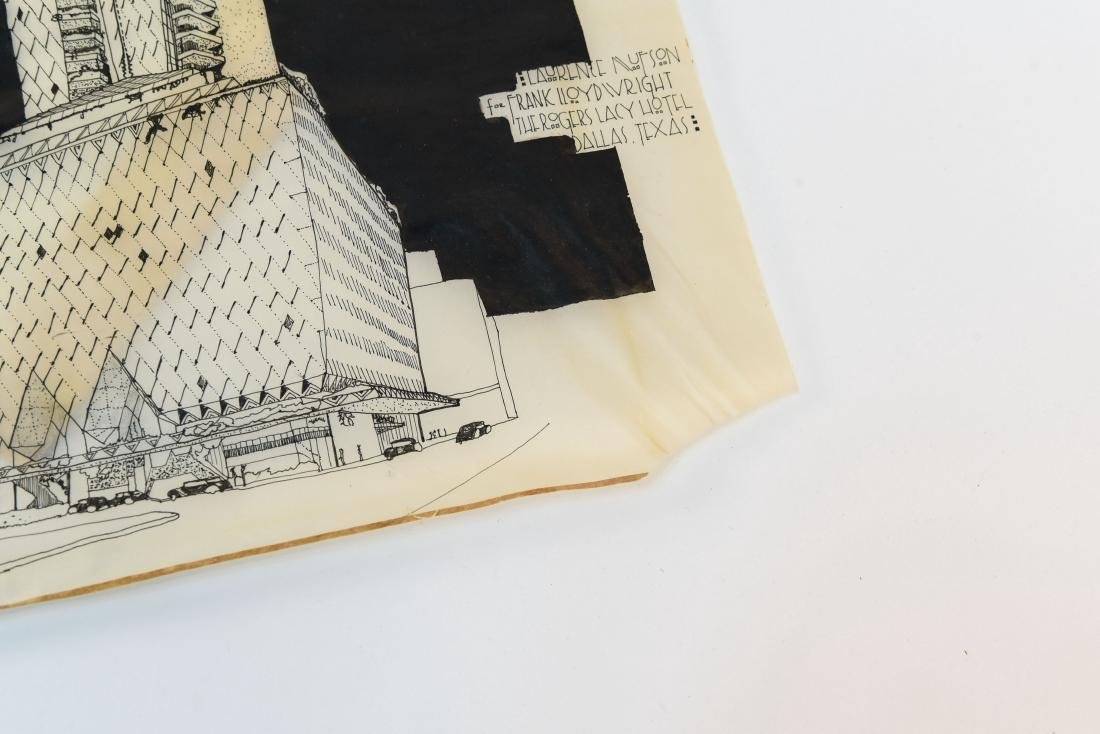 ARCHITECTURAL STUDY OF FRANK LLOYD WRIGHT'S ROGERS - 9