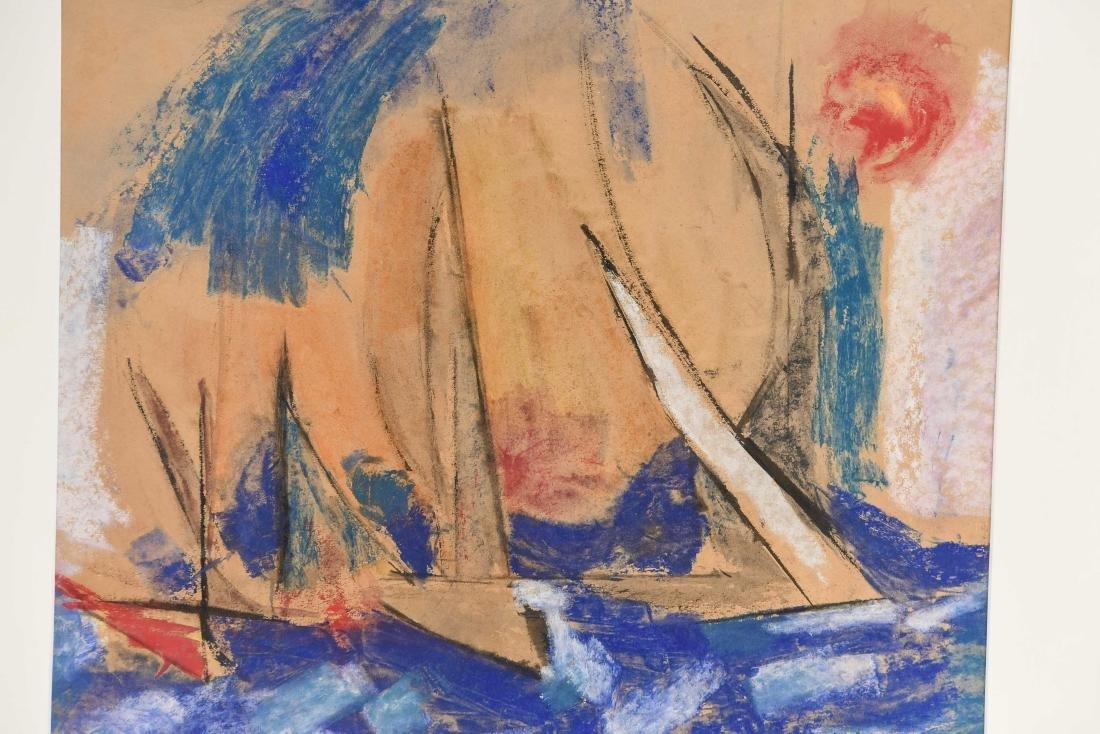 KARL KNATHS (AMERICAN 1891-1971) - 2