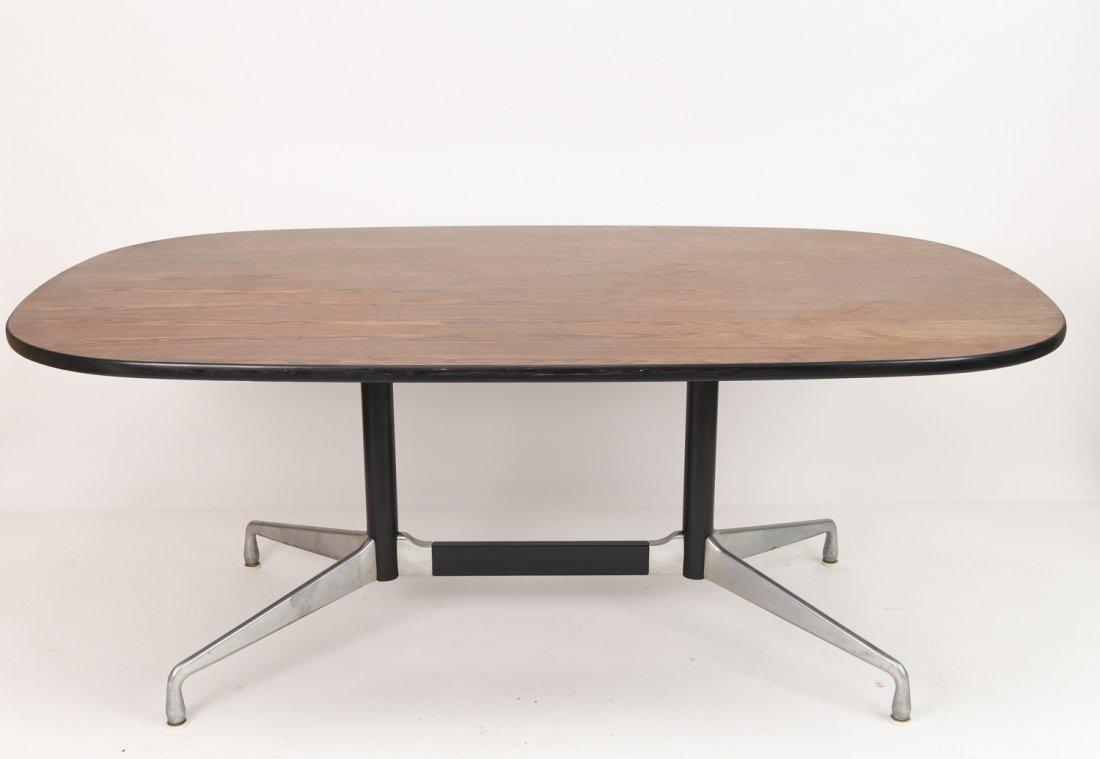 HERMAN MILLER EAMES ALUMINUM GROUP TABLE