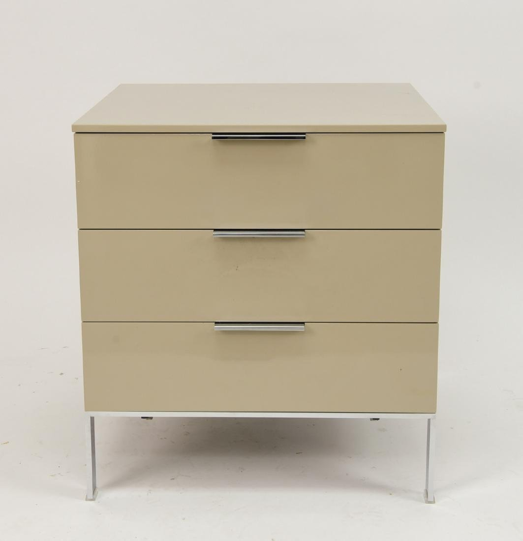 CAPPELINNI POLISHED LACQUER NIGHTSTAND