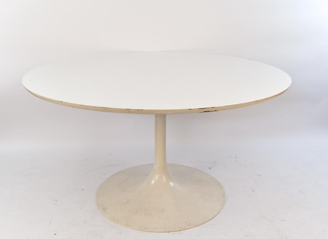 KNOLL STYLE BURKE TULIP TABLE C. 1968