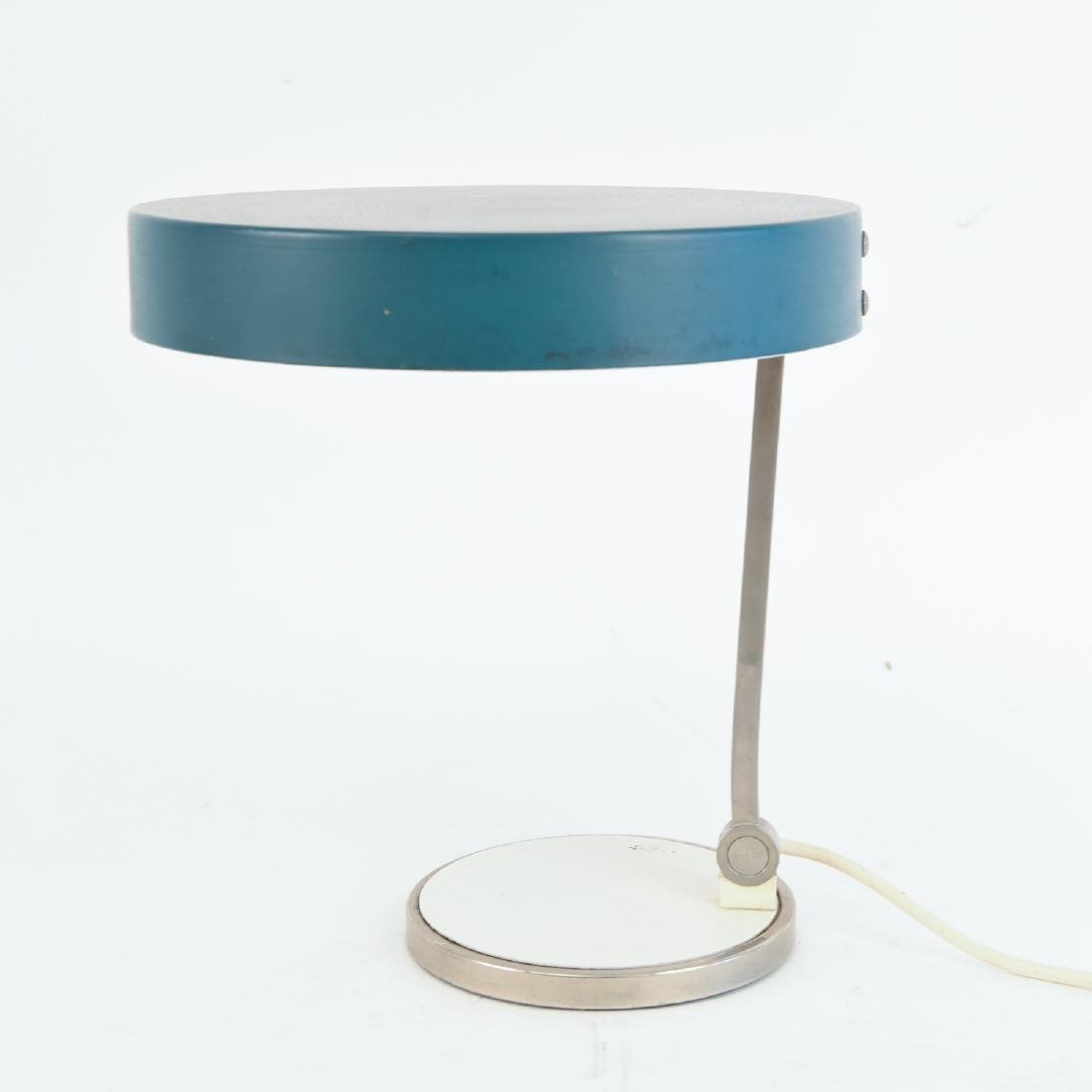 MID CENTURY ARTICULATING TABLE LAMP