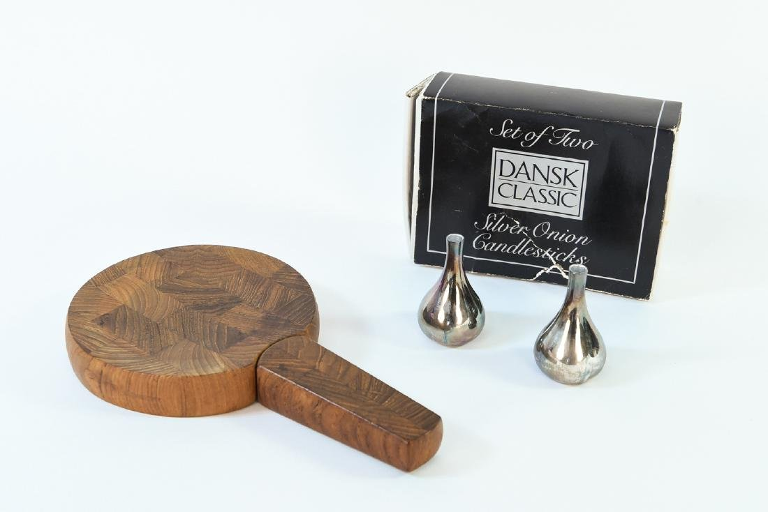 MID-CENTURY GROUPING INCLUDING DANSK