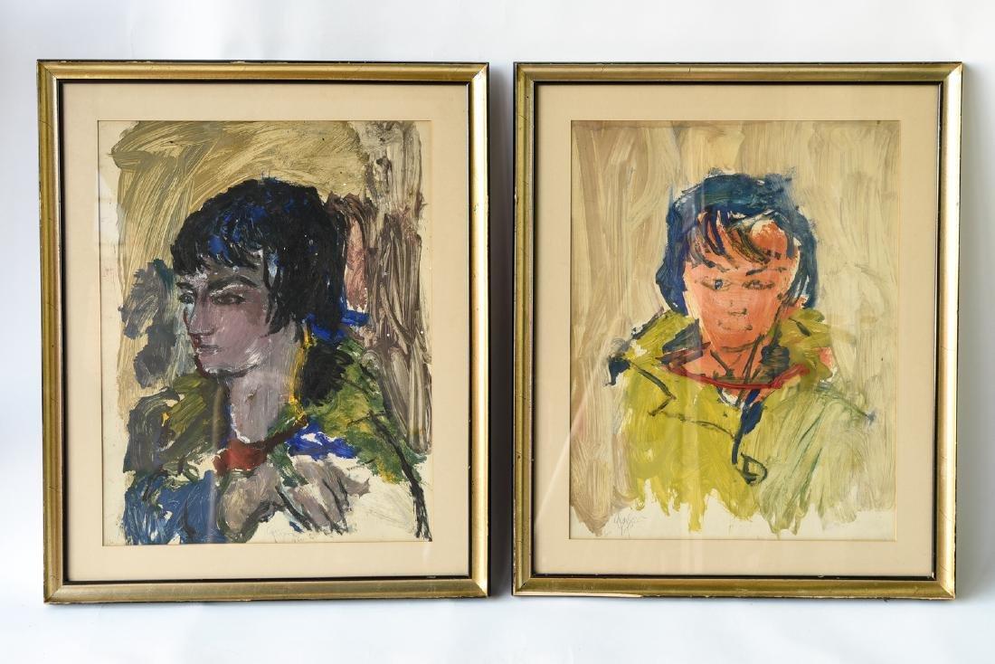 SUSAN CARSON (20TH CENTURY ARTIST)