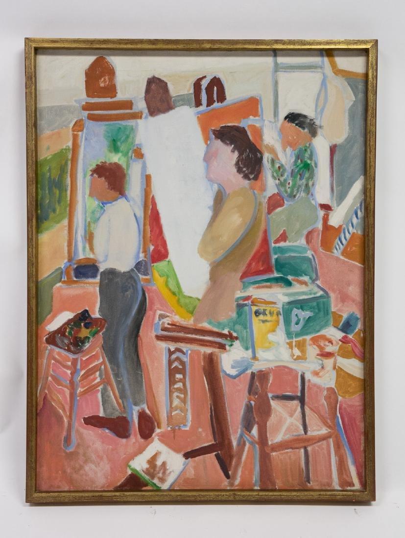 ELLEN MCBRIDE (20TH C. ARTIST)