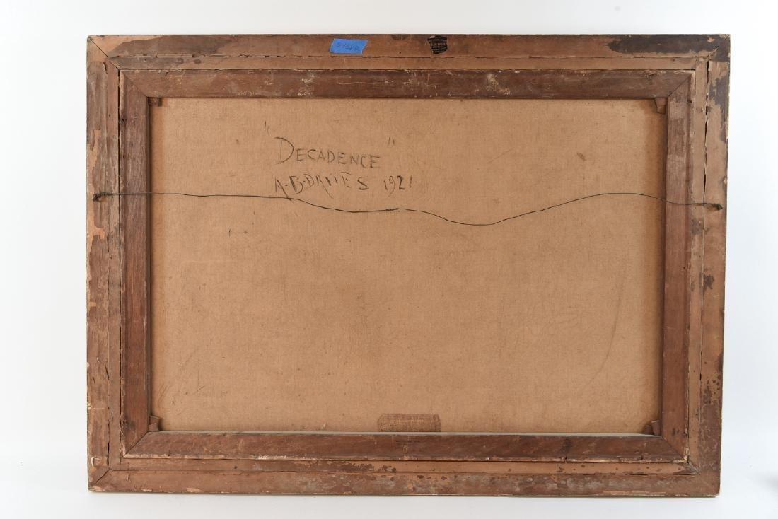 ARTHUR BOWEN DAVIES (AMERICAN 1862-1928) - 10