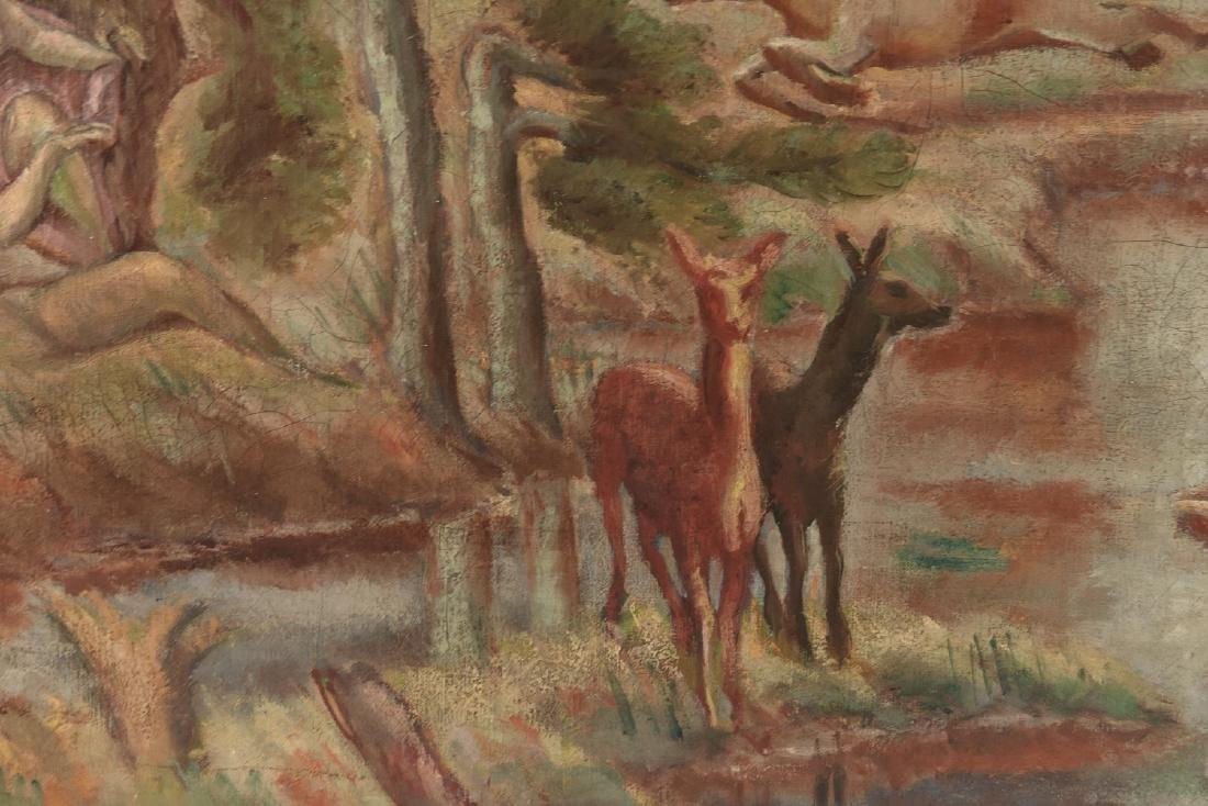ARTHUR BOWEN DAVIES (AMERICAN 1862-1928) - 4