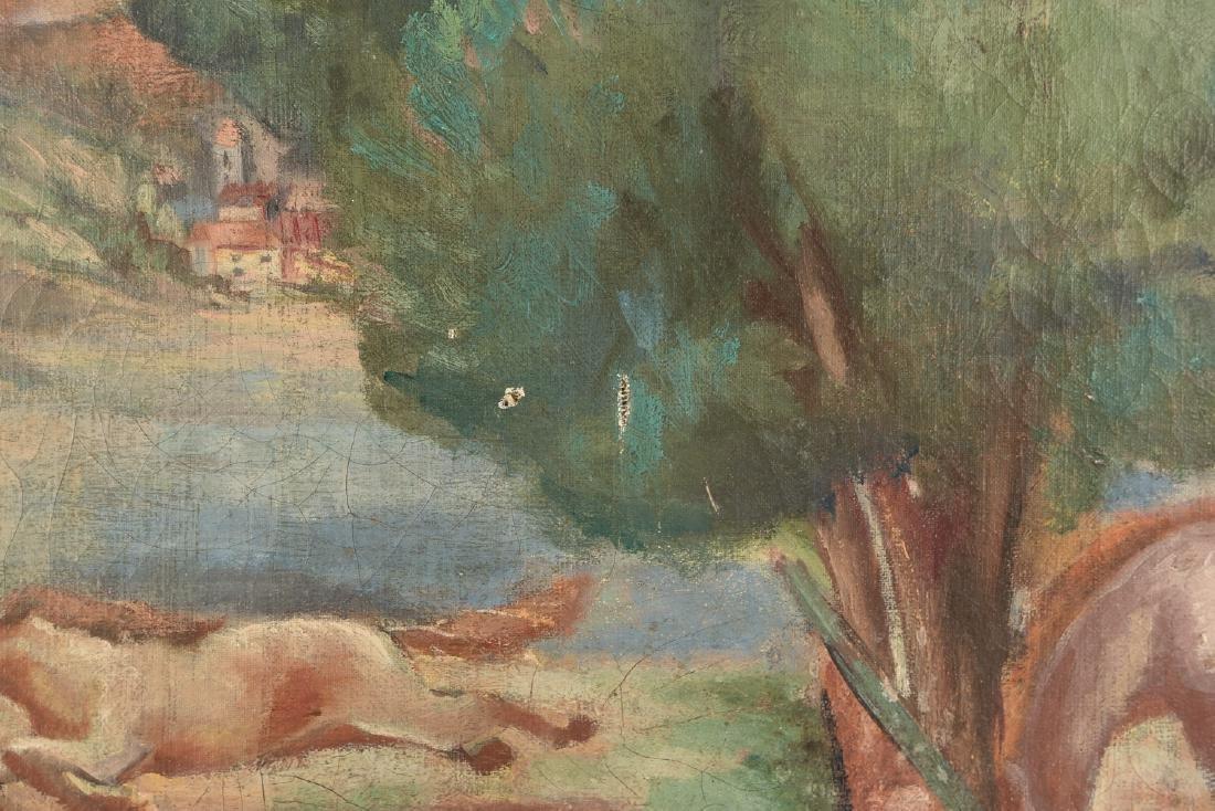 ARTHUR BOWEN DAVIES (AMERICAN 1862-1928) - 5