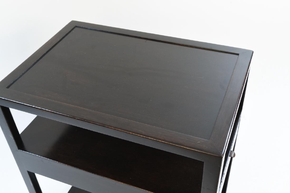 EDWARD WORMLEY FOR DUNBAR SIDE TABLE - 2