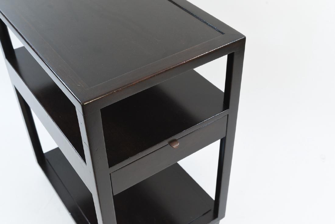 EDWARD WORMLEY FOR DUNBAR SIDE TABLE - 3