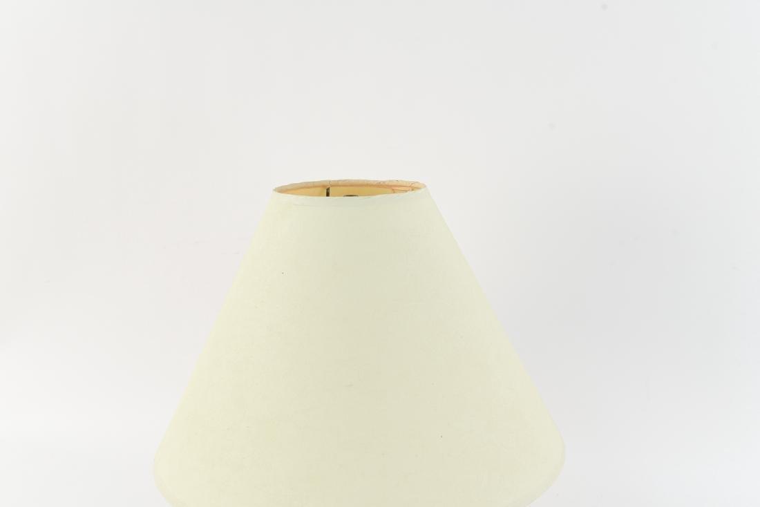 MARSHALL STUDIOS MARTZ POTTERY LAMP & VASE - 5