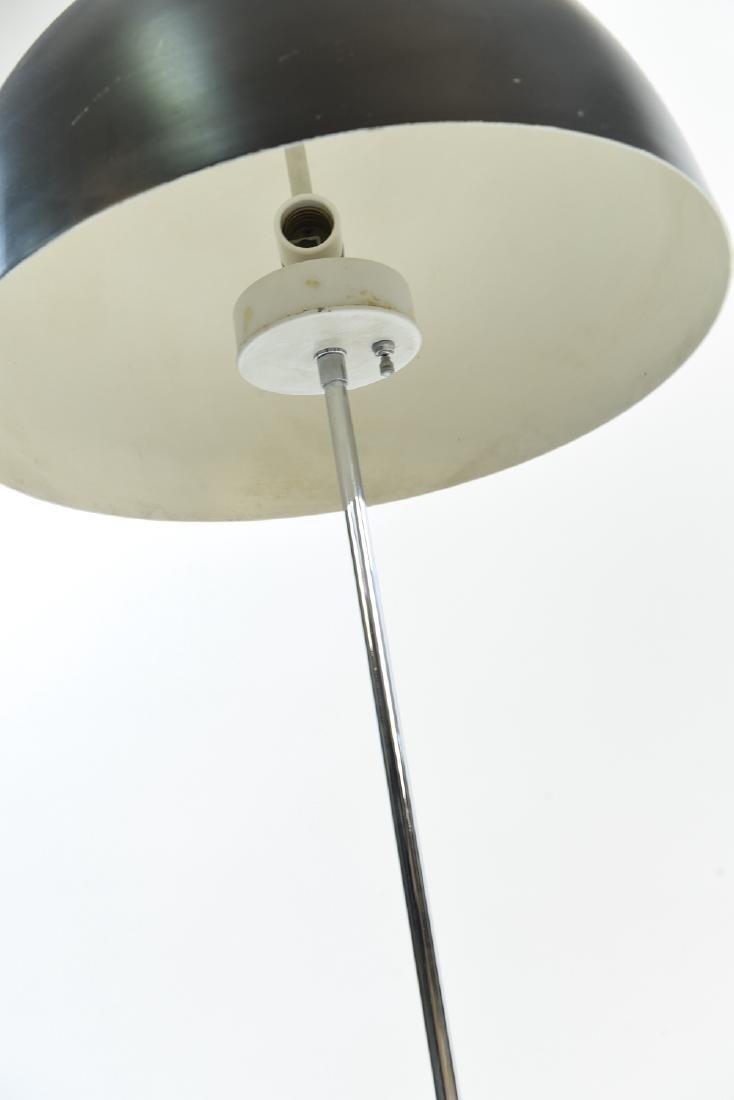ROBERT SONNEMAN CHROME FLOOR LAMP - 6