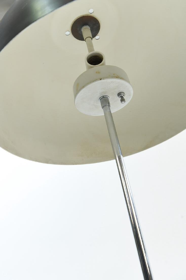 ROBERT SONNEMAN CHROME FLOOR LAMP - 7