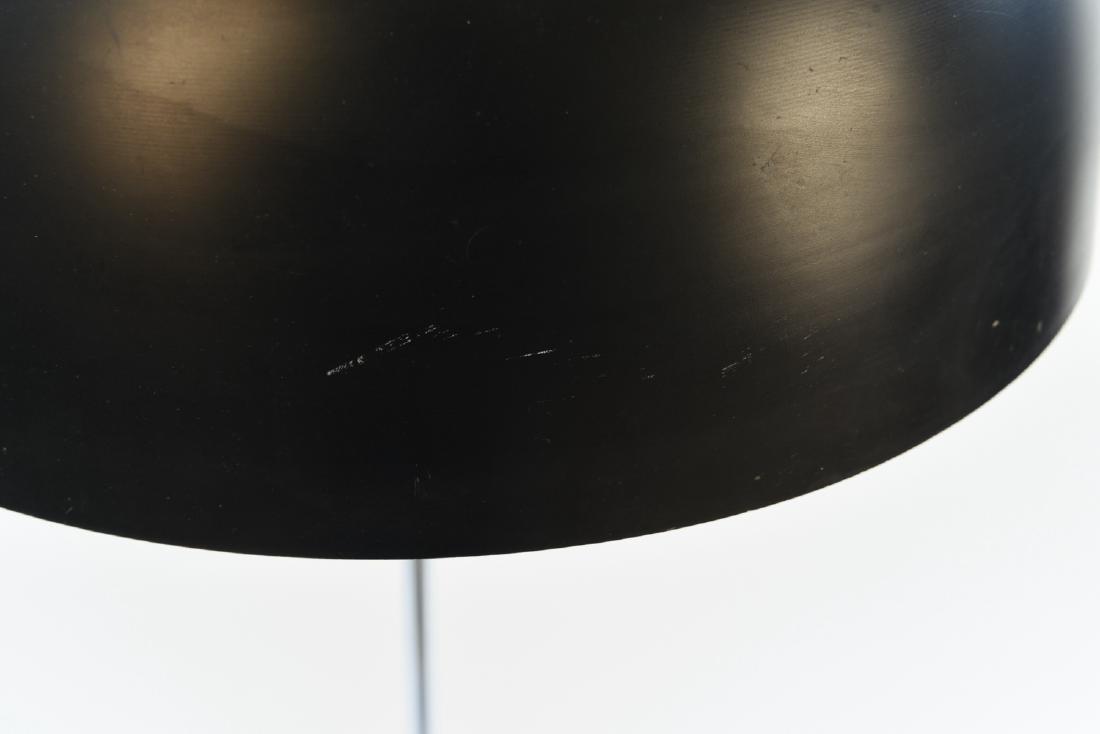 ROBERT SONNEMAN CHROME FLOOR LAMP - 8