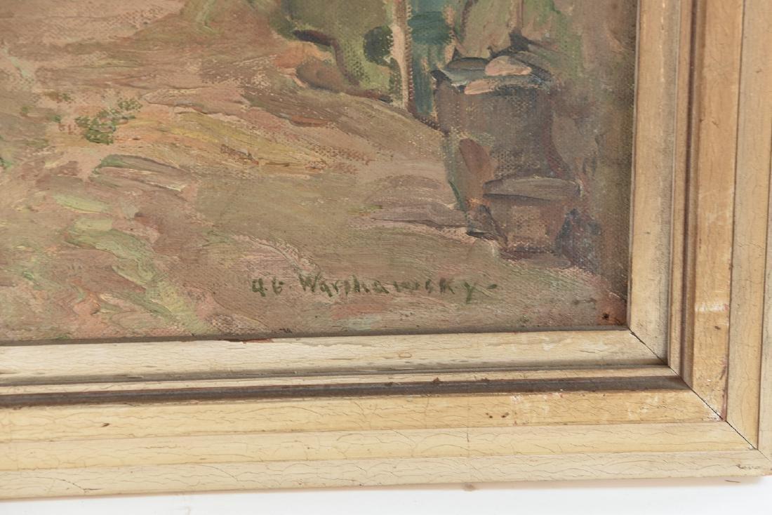 ABEL .G.WARSHAWESKY (AMERICAN 1883-1962) - 7