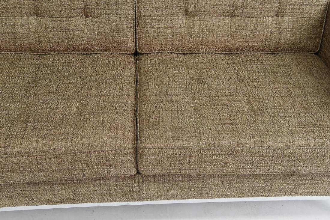 FLORENCE KNOLL LOVESEAT SOFA - 2
