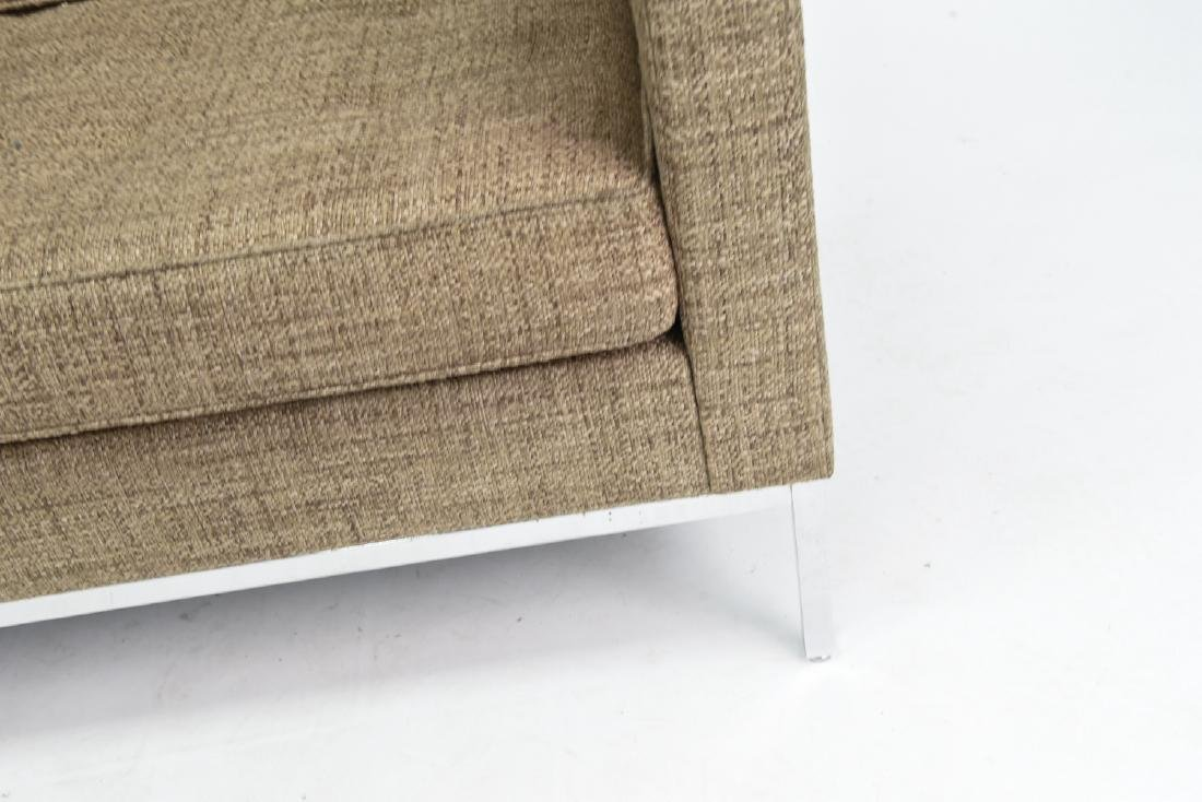 FLORENCE KNOLL LOVESEAT SOFA - 3