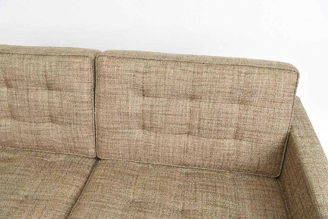 FLORENCE KNOLL LOVESEAT SOFA - 9