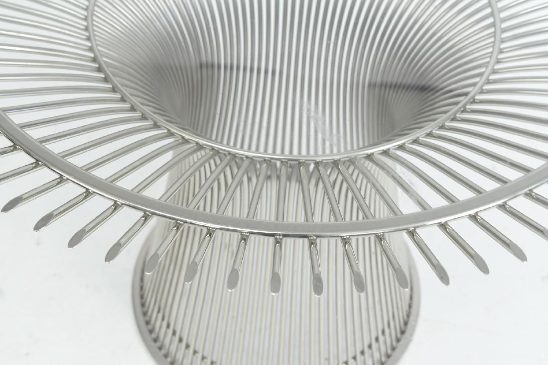 WARREN PLATNER FOR KNOLL DINING TABLE - 2
