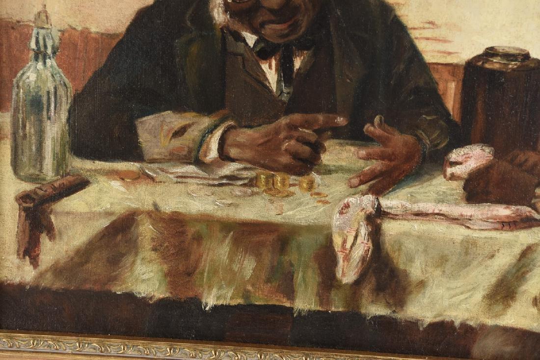 HARRY ROSELAND (AMERICAN, 1867-1950) O/C - 4