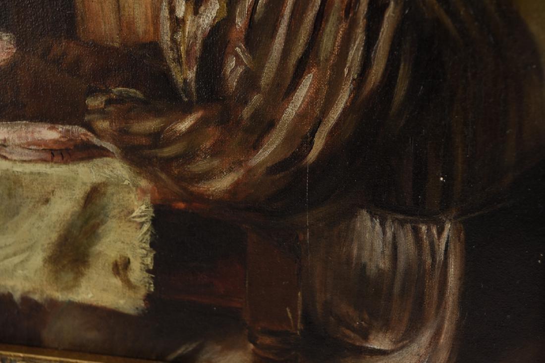 HARRY ROSELAND (AMERICAN, 1867-1950) O/C - 7