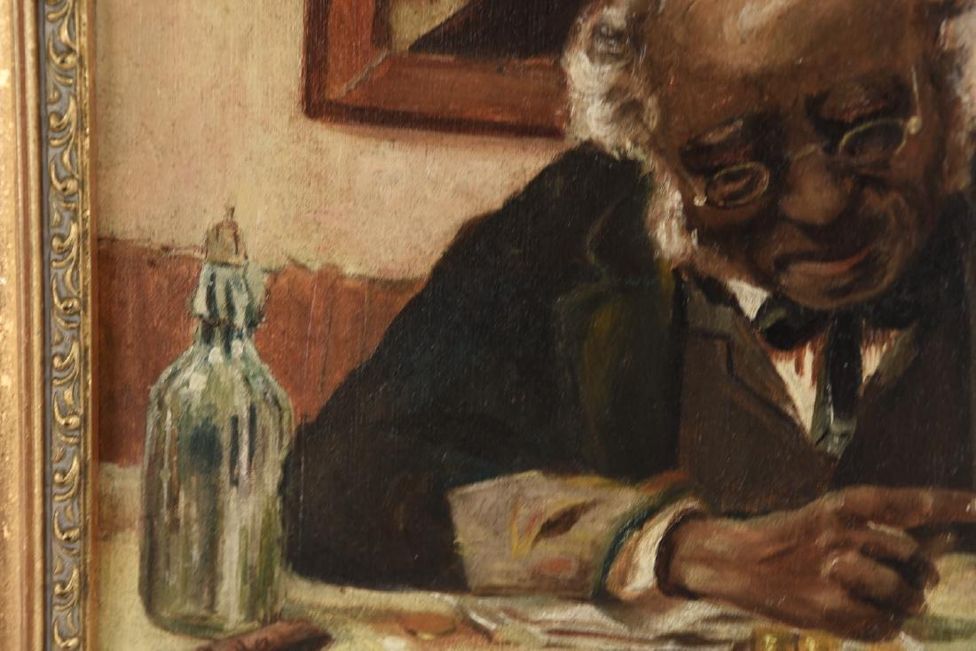HARRY ROSELAND (AMERICAN, 1867-1950) O/C - 8