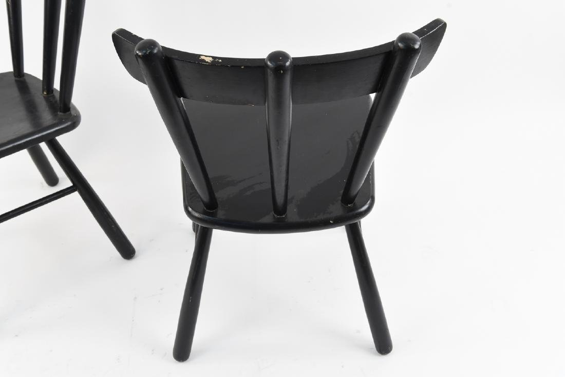 PAIR OF CHAIRS ATTR. PHILIP ARCTANDER - 8