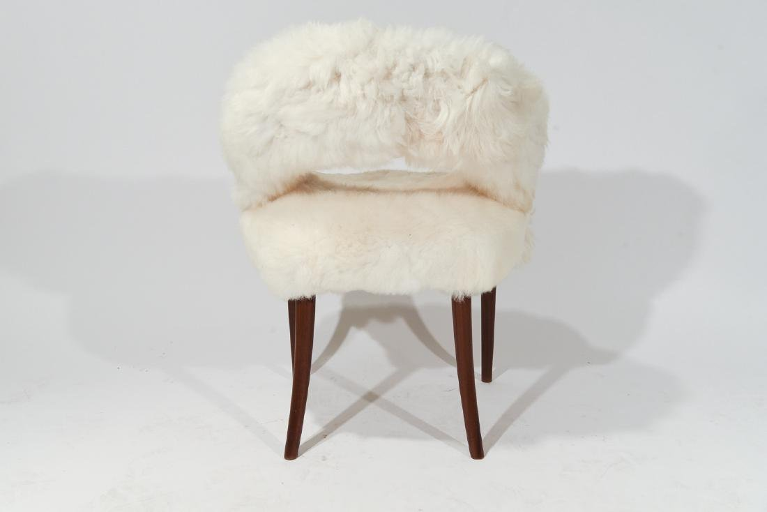 MID-CENTURY ACCENT OR VANITY CHAIR BY FRODE HOLM - 5