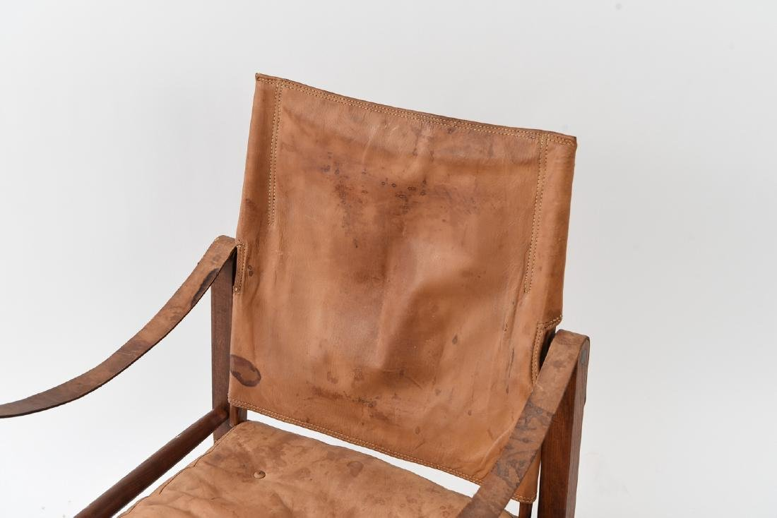 KAARE KLINT SAFARI LEATHER EASY CHAIR - 2