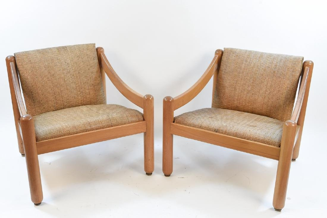 VICO MAGISTRETTI CARIMATE FOR CASSINA CHAIRS