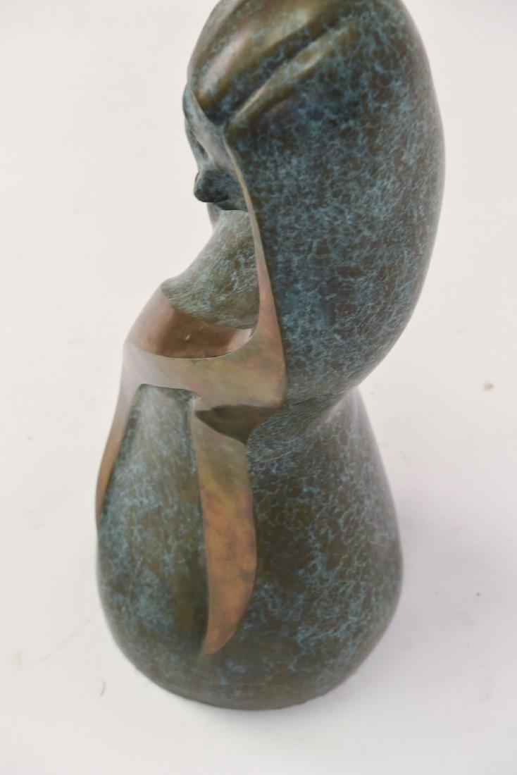 JUAN DELL WADE (AMERICAN 1933- ) - 7