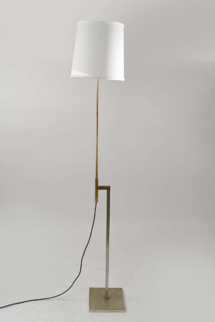 LAUREL MODERNIST ADJUSTABLE FLOOR LAMP