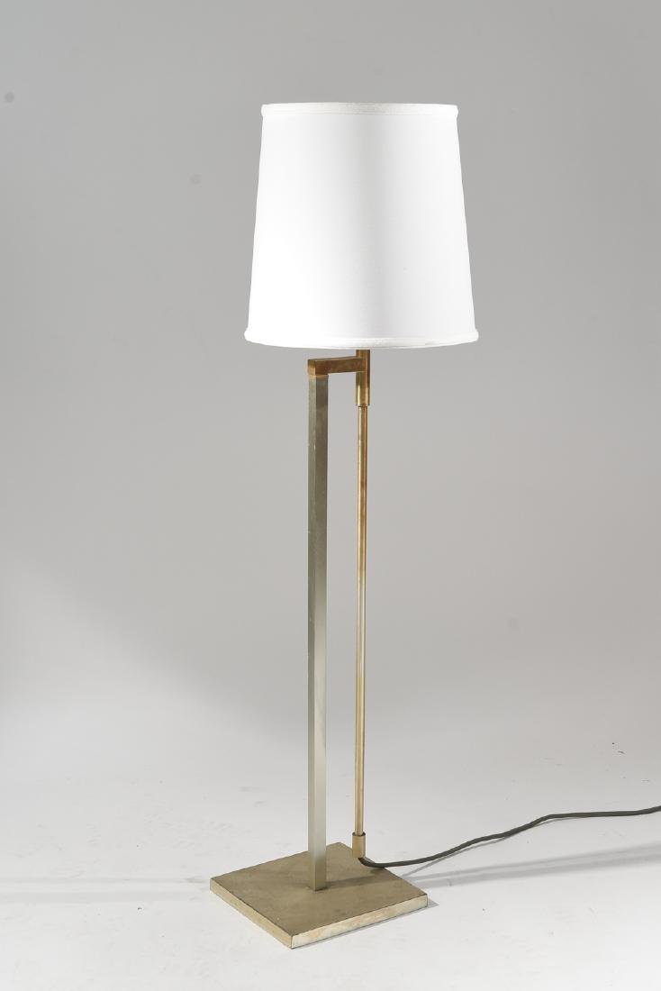 LAUREL MODERNIST ADJUSTABLE FLOOR LAMP - 2
