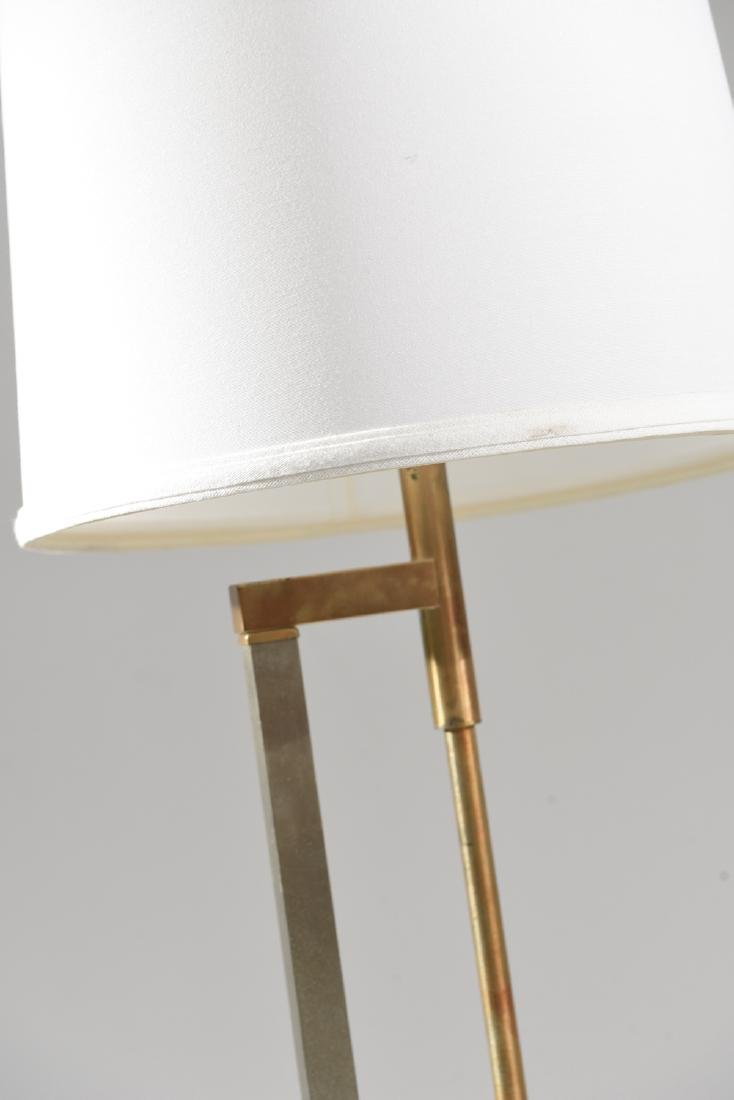 LAUREL MODERNIST ADJUSTABLE FLOOR LAMP - 4