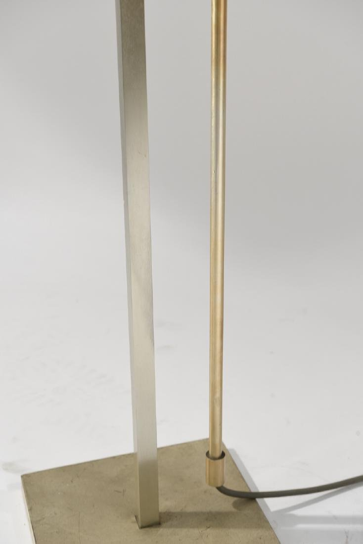 LAUREL MODERNIST ADJUSTABLE FLOOR LAMP - 6