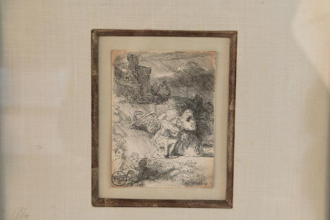 REMBRANDT H. VAN RIJN (DUTCH 1606-1669) - 2