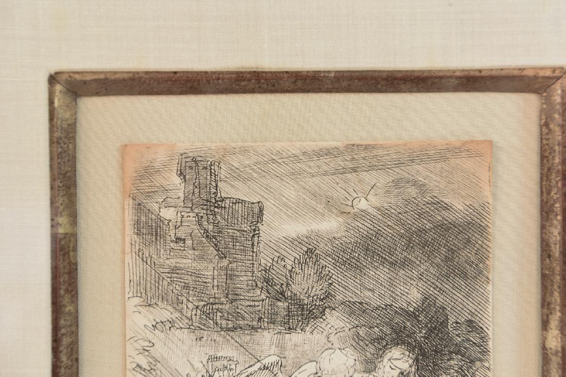 REMBRANDT H. VAN RIJN (DUTCH 1606-1669) - 3