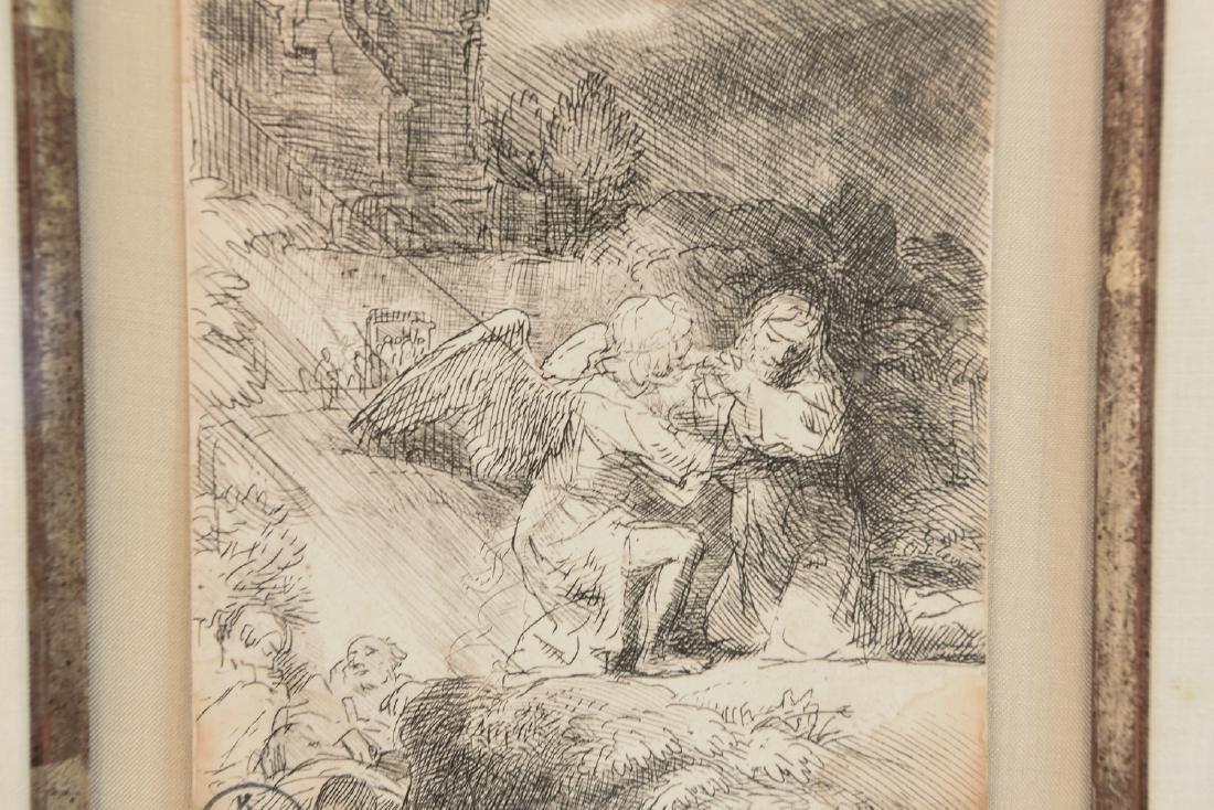 REMBRANDT H. VAN RIJN (DUTCH 1606-1669) - 5