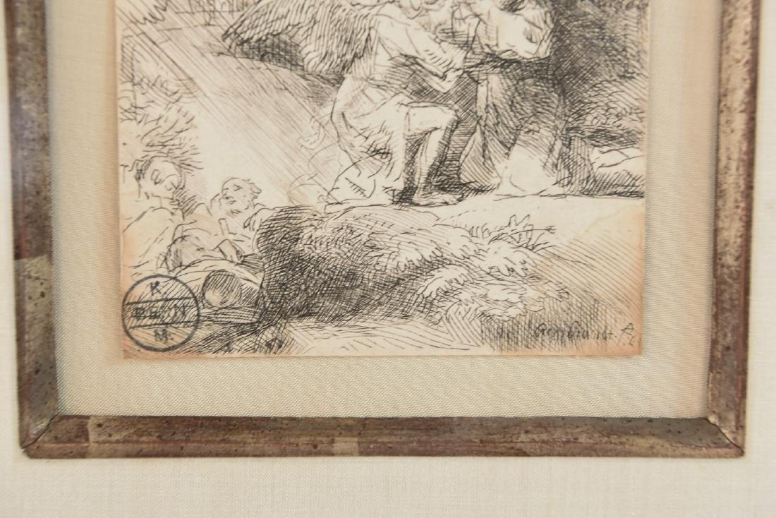 REMBRANDT H. VAN RIJN (DUTCH 1606-1669) - 7