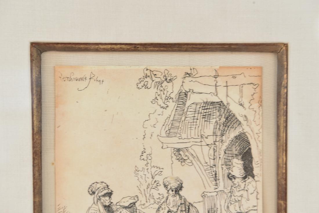 REMBRANDT H. VAN RIJN (DUTCH 1606-1669) - 4