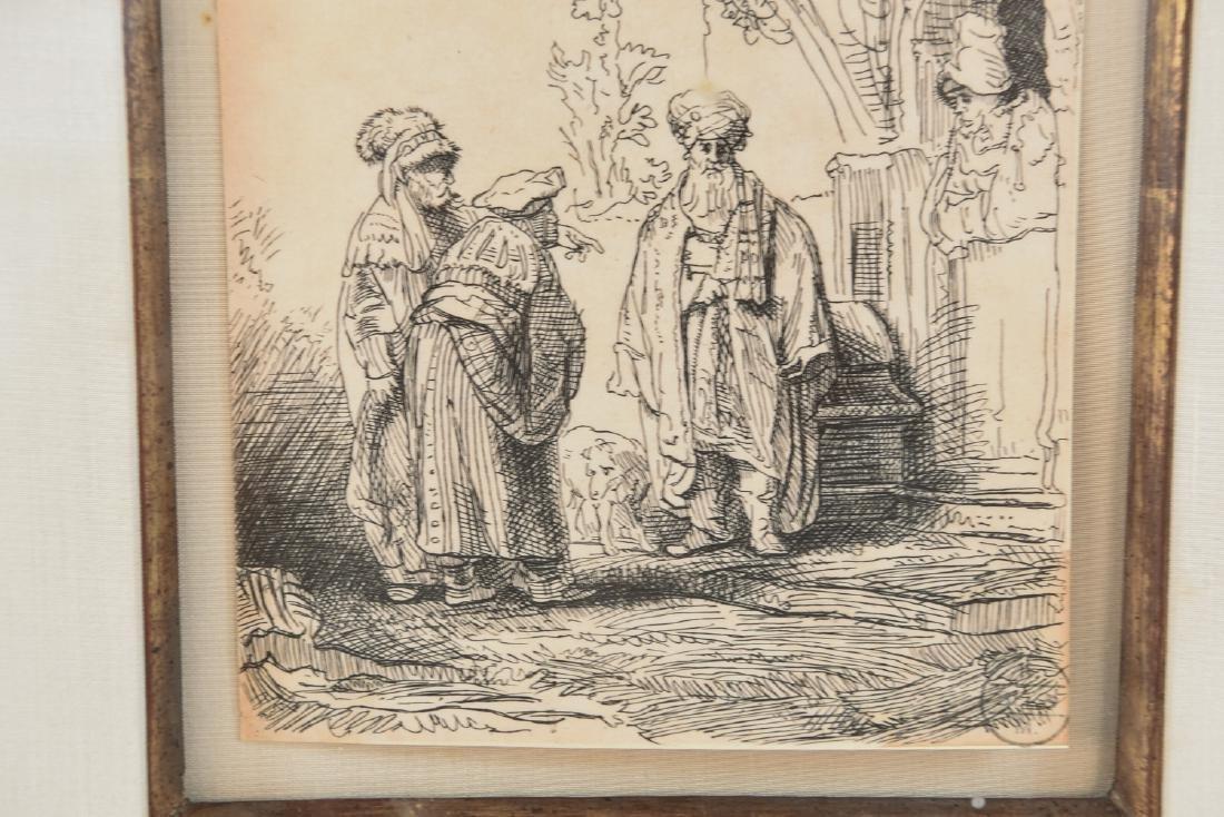 REMBRANDT H. VAN RIJN (DUTCH 1606-1669) - 6