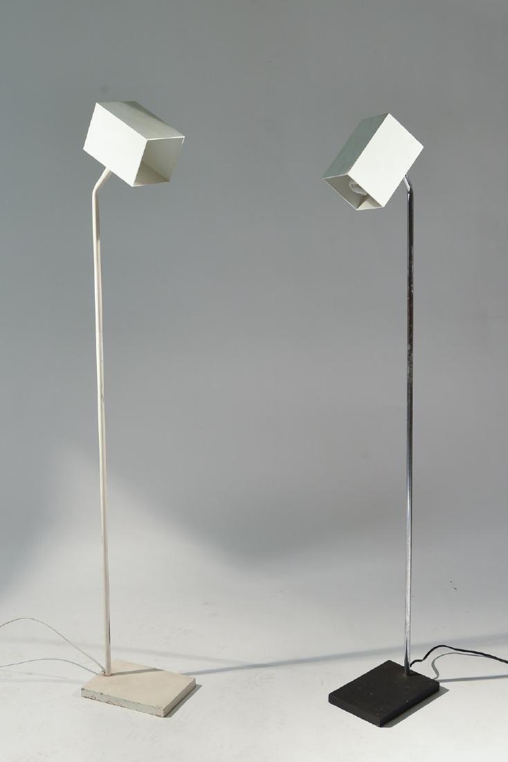 PAIR OF ROBERT SONNEMAN KOVACS FLOOR LAMPS