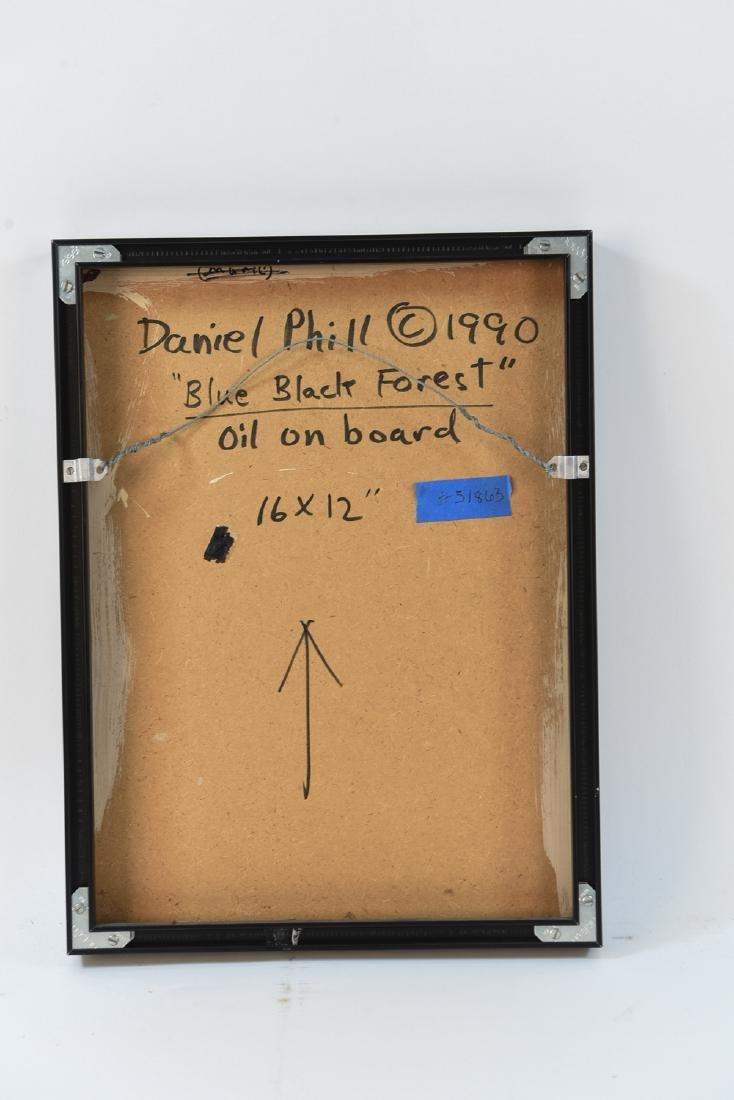 DANIEL PHILL ( AMERICAN 1955- ) - 9