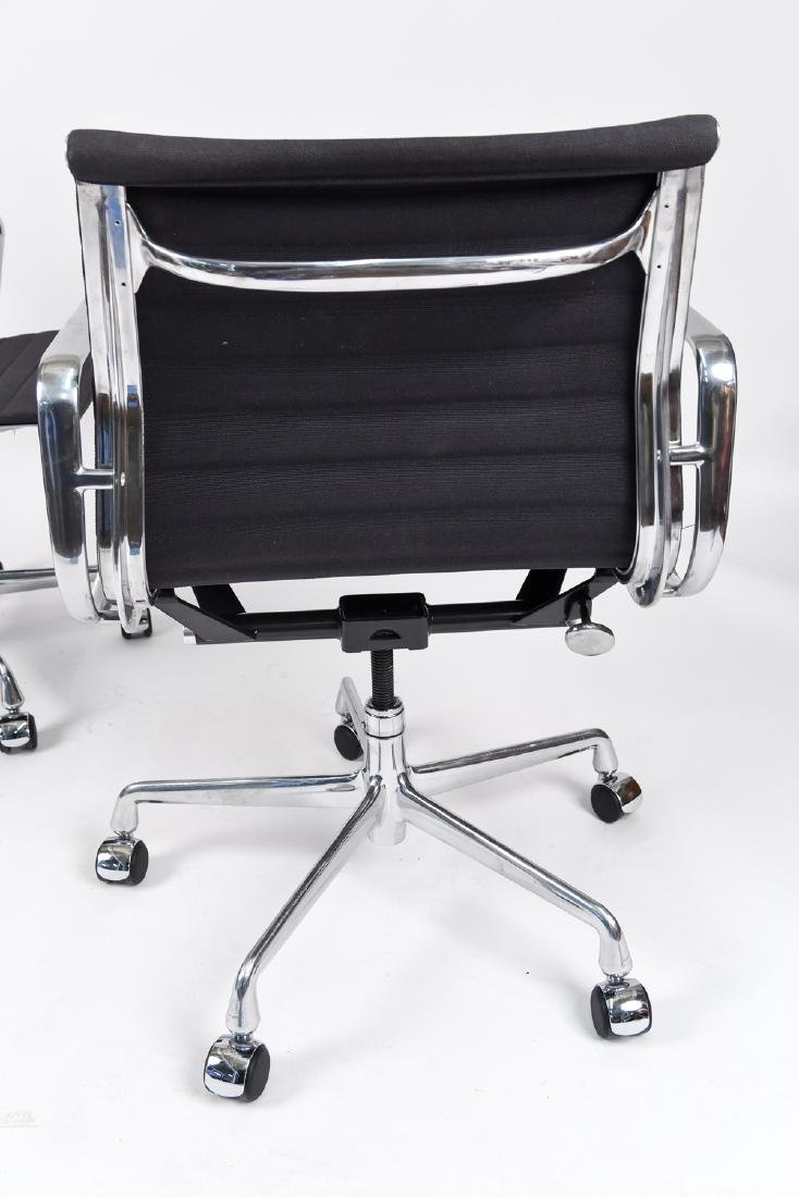 (8) EAMES ALUMINUM GROUP MANAGEMENT ARM CHAIRS - 6