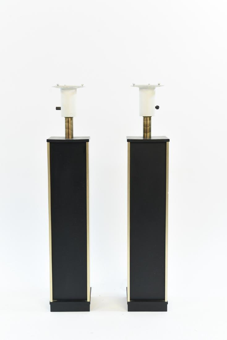 PAIR OF LIGHTOLIER TABLE LAMPS