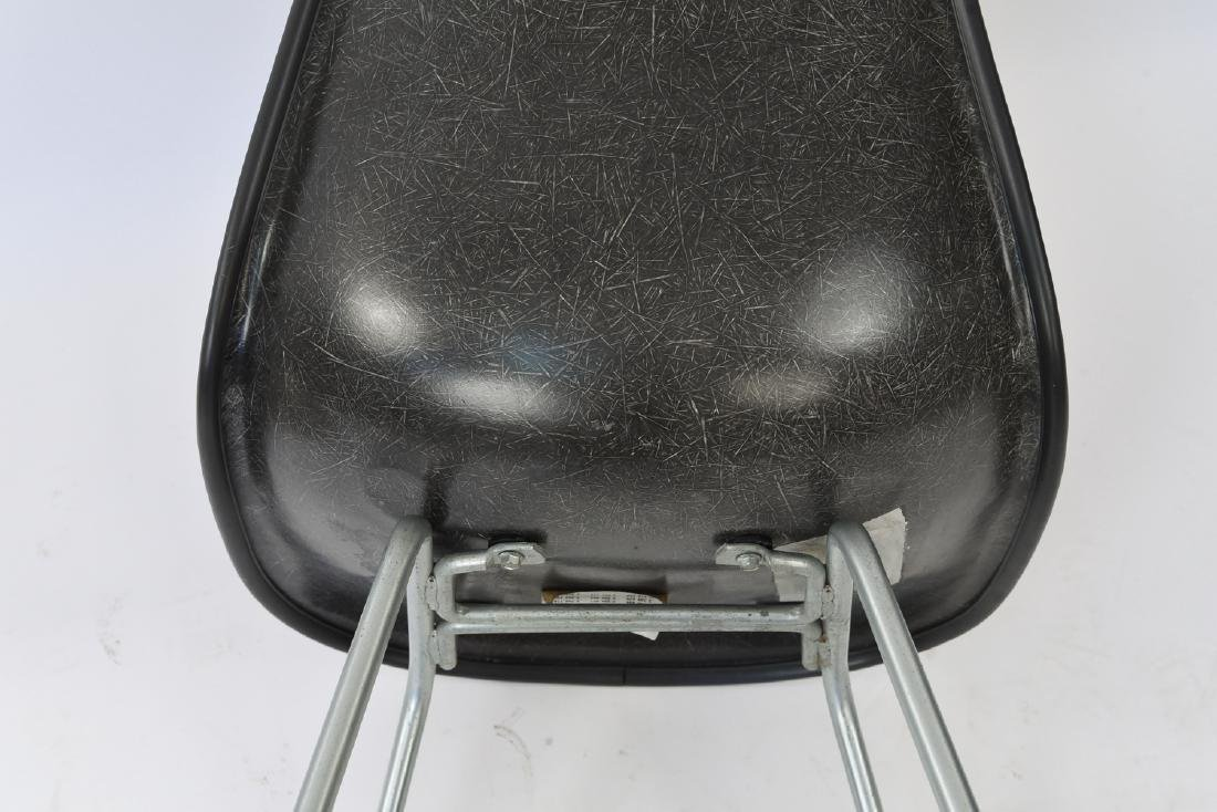 (2) EAMES HERMAN MILLER SHELL SIDE CHAIRS - 9