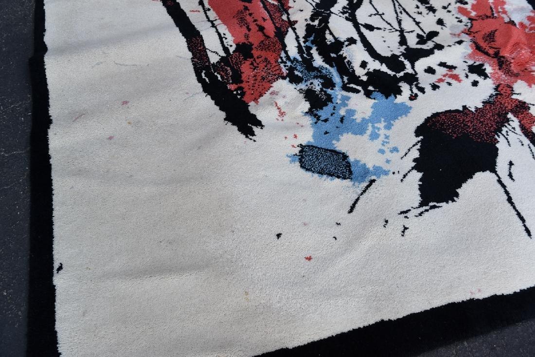 ROBERT JACOBSEN ART LINE BY EGE RYA WOOL RUG - 2