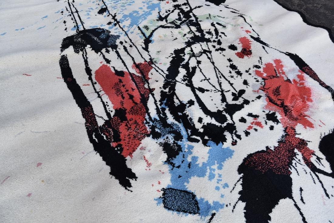ROBERT JACOBSEN ART LINE BY EGE RYA WOOL RUG - 3