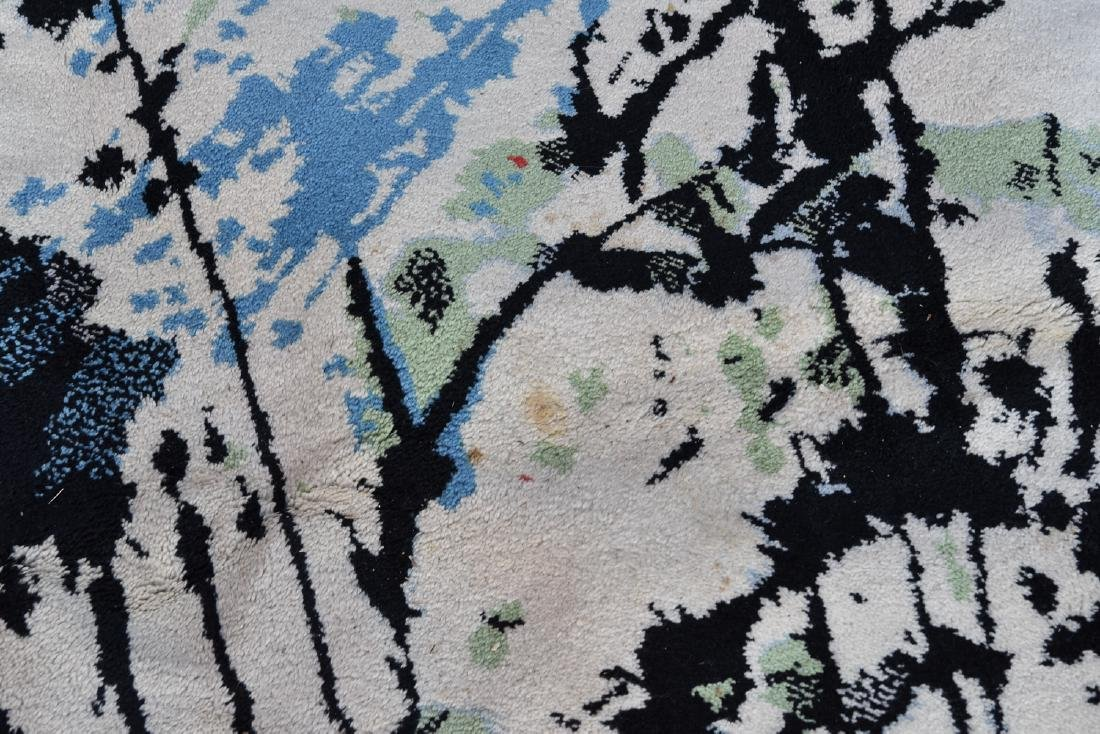ROBERT JACOBSEN ART LINE BY EGE RYA WOOL RUG - 5